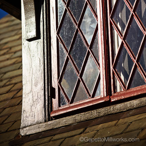 Historic Wooden Window Builder Richmond VA