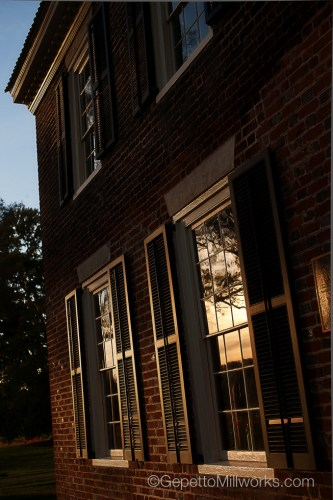 Wooden Window Restoration | Richmond VA