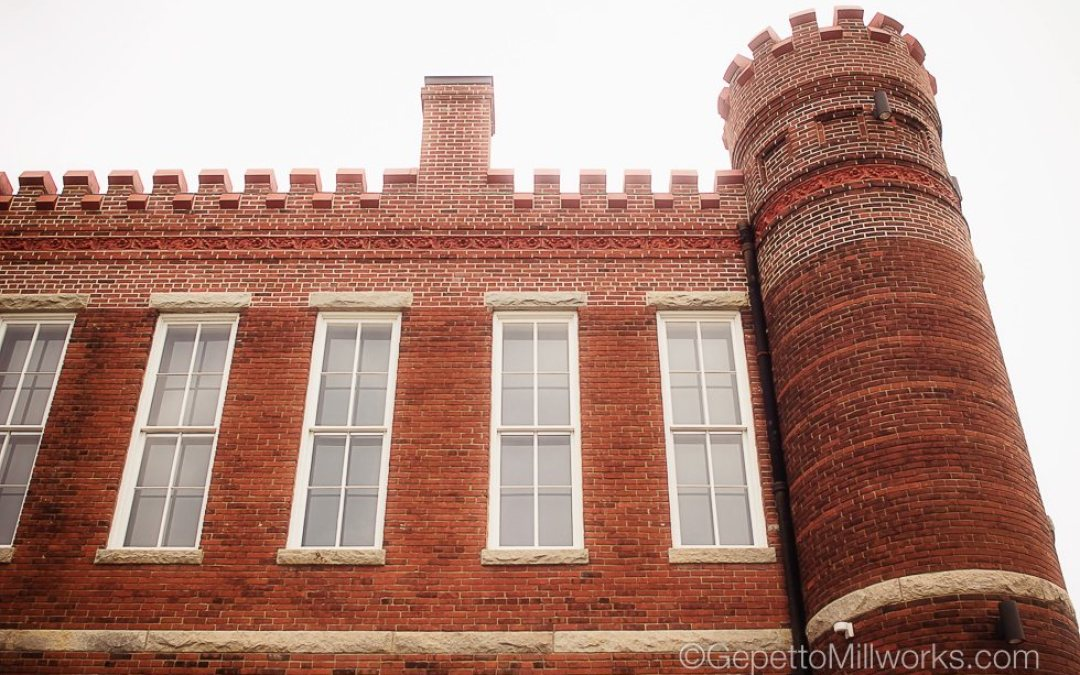 Solid Wood – Historic Replica windows