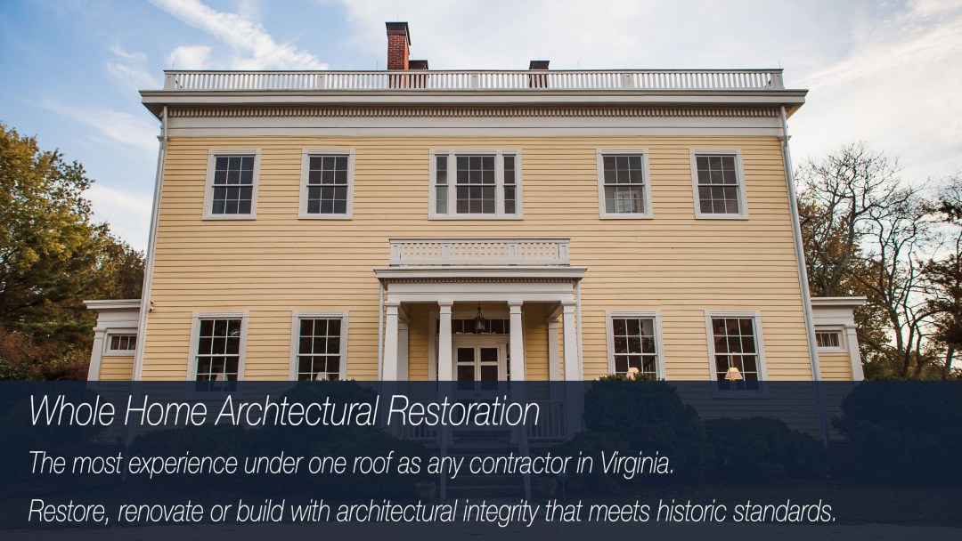 Architectural Integrity of Wooden Windows