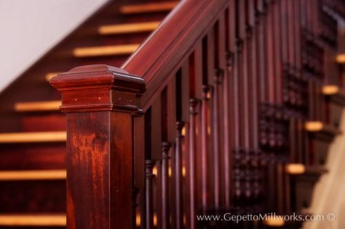 Historic Replica Architectural Millwork