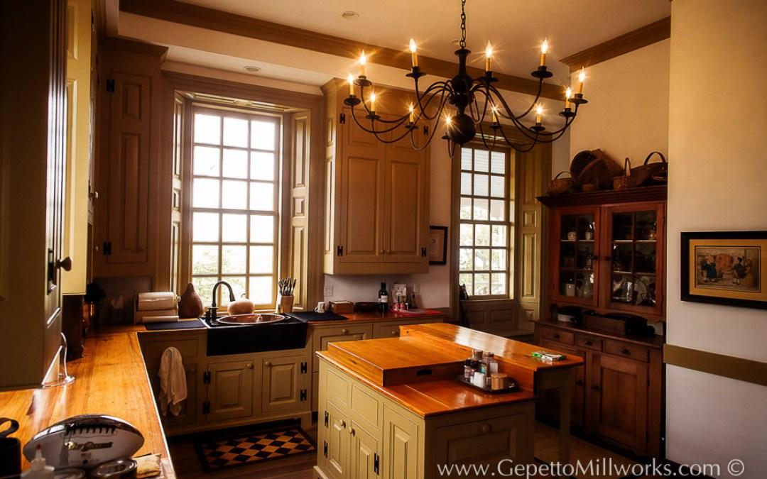 Hide your Kitchen Apliances