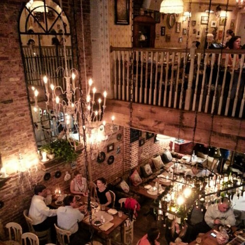 Creative Restaurant Interior Builder