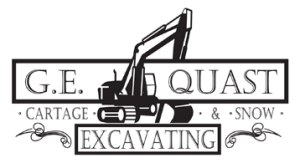 excavating construction