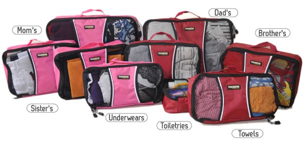 Traveller's Bag, Koper Pakaian, Tempat Baju
