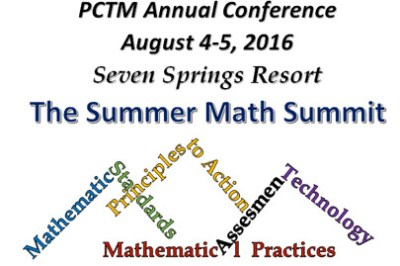 PCTM Annual Conference