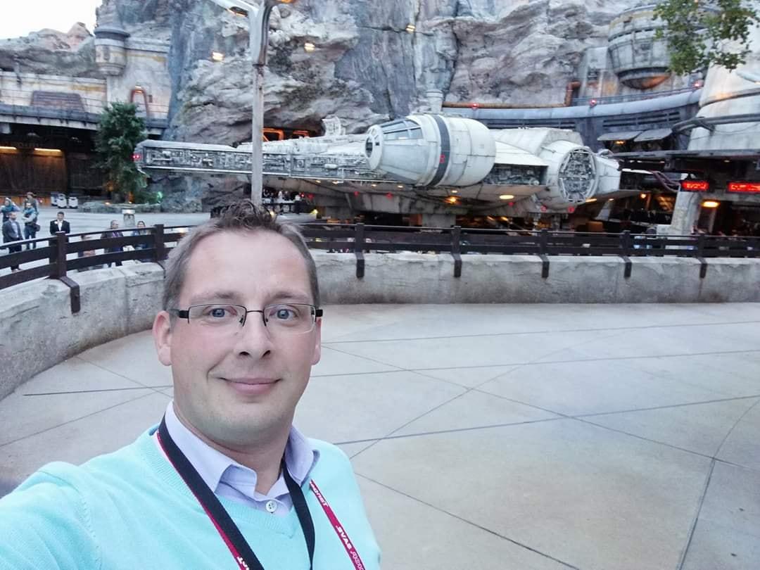 Star Wars Galaxy Edge - Anaheim - Californie - Voyage