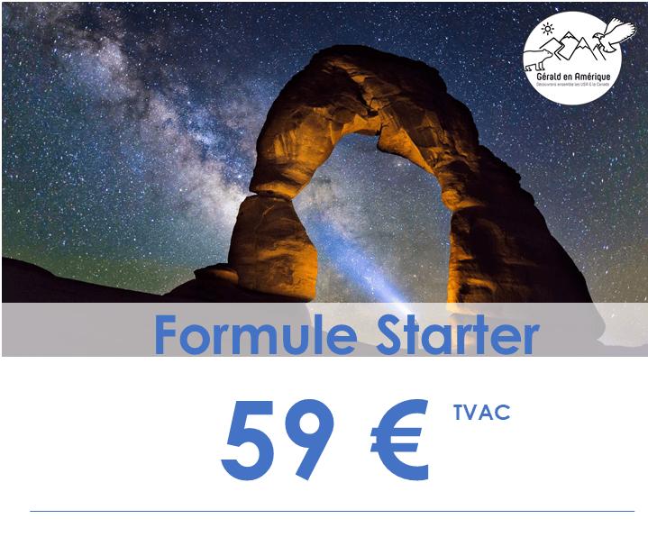 Formule Starter