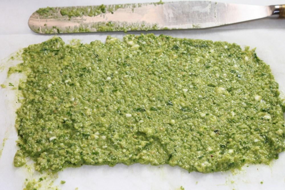 FILET D'AGNEAU en croûte d'herbes aromatiques (5/6)