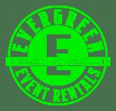evergreen event rental logo