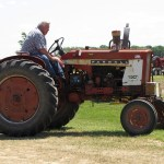 Antique Tractor Pulls