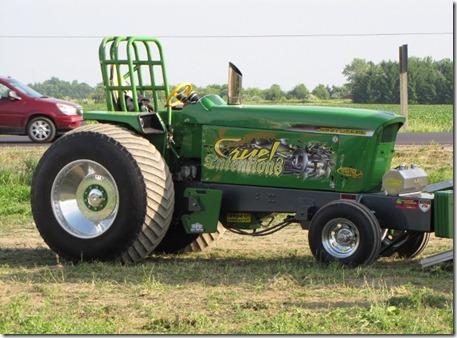 Cruel Intentions John Deere Tractor Puller