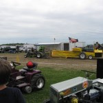 Mid Michigan Mini Tractor Pullers at 2009 Gera Days