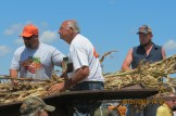 Working the Corn Husker Demonstration