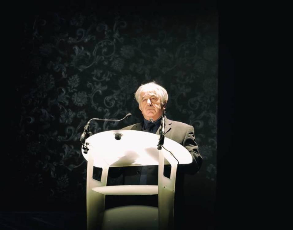 Pierre Sachot, président de l'association du festival et de GCI- photo B.P