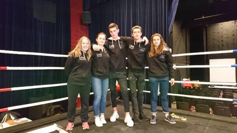 chpt de France UNSS savate boxe Gérardmer mars 2018 (2)