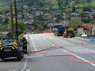 fuite de gaz pont jamagne croisette gerardmer (1)