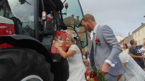 mariage julie Gwenael