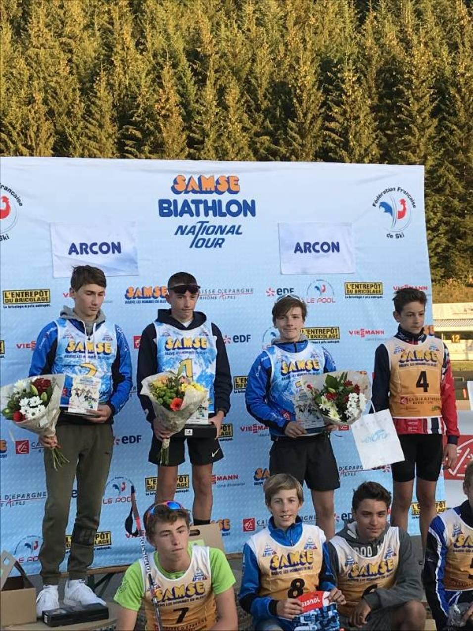 biathlon ASG SN Arçon 2018 (2)