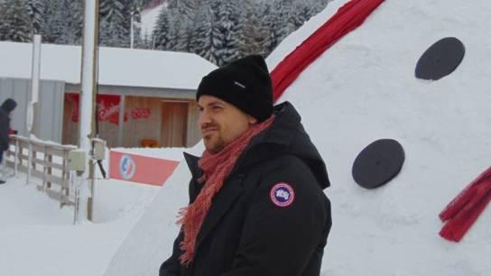 Justin P. Lange, réalisateur de The Dark
