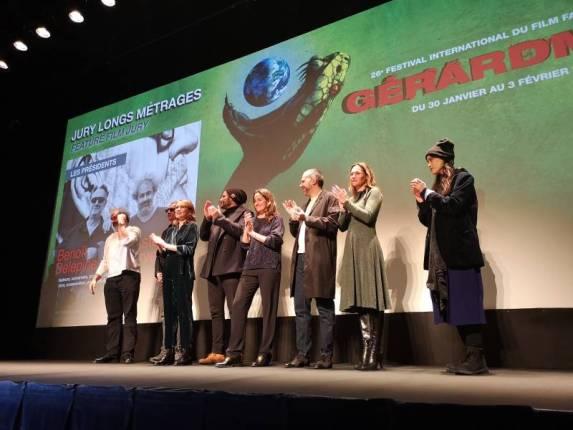 Le jury long-métrages