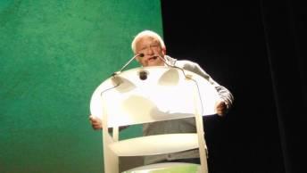 Lionel Chouchan, créateur du festival