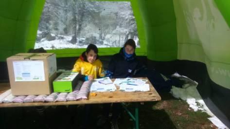 bénévoles la haie griselle course d'orientation 2019 (3)