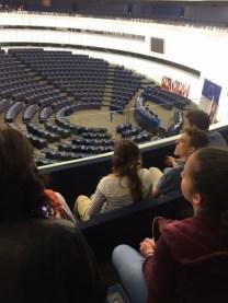 la haie griselle parlement européen