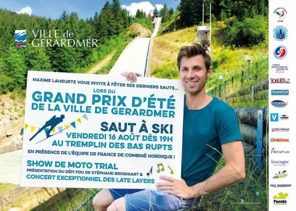 jubilé max laheurte affiche 2019