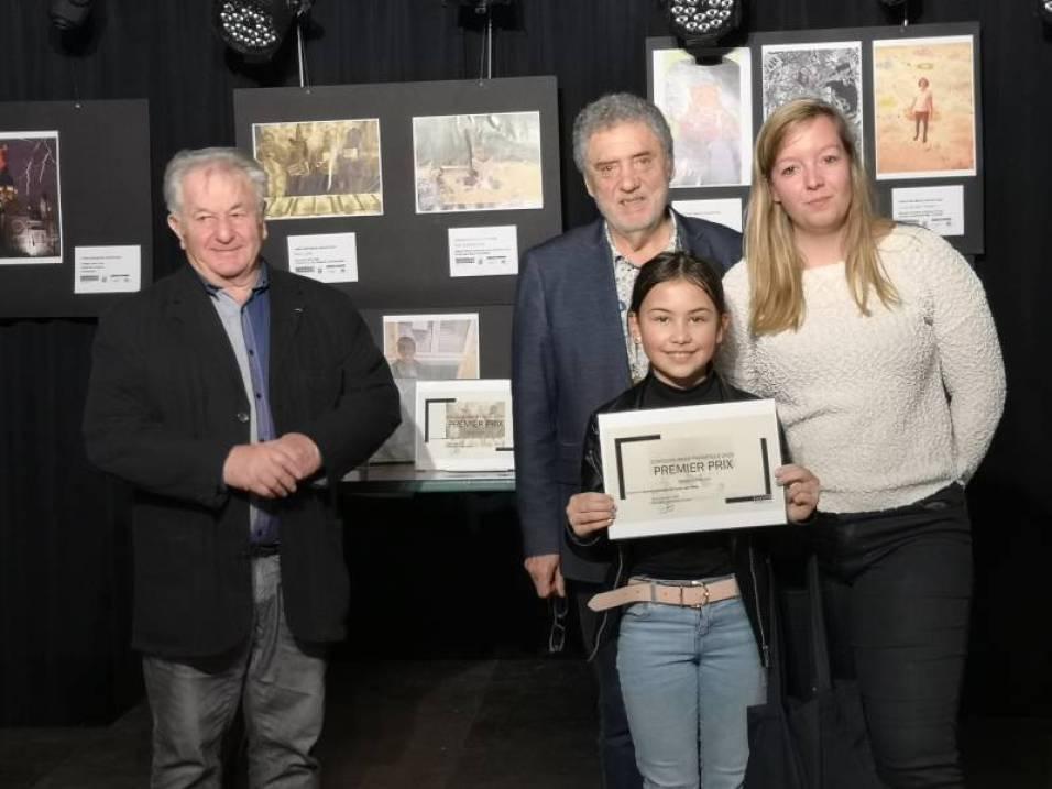 Premier prix catégorie primaire pour l'ALSH de J. Macé.