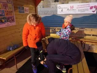 patinoire village skieur Gérardmer animation (4)