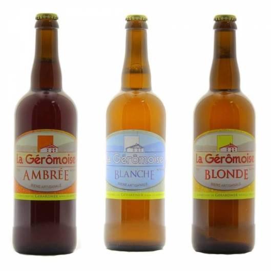 les 3 bières