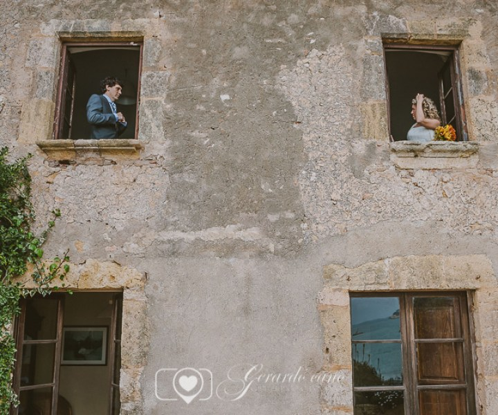 Fotos de boda - Fotos boda Tarragona Castillo Tamarit