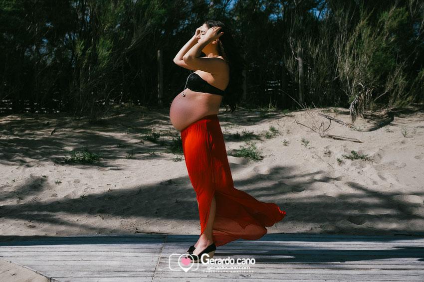 Book Fotos embarazada - Book de fotos de premamá 23