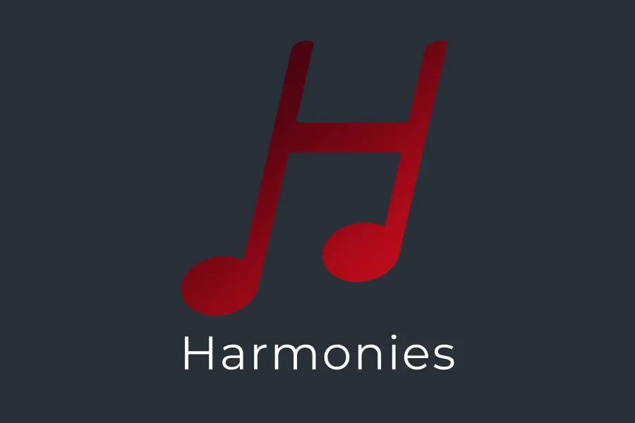 Harmonies startup