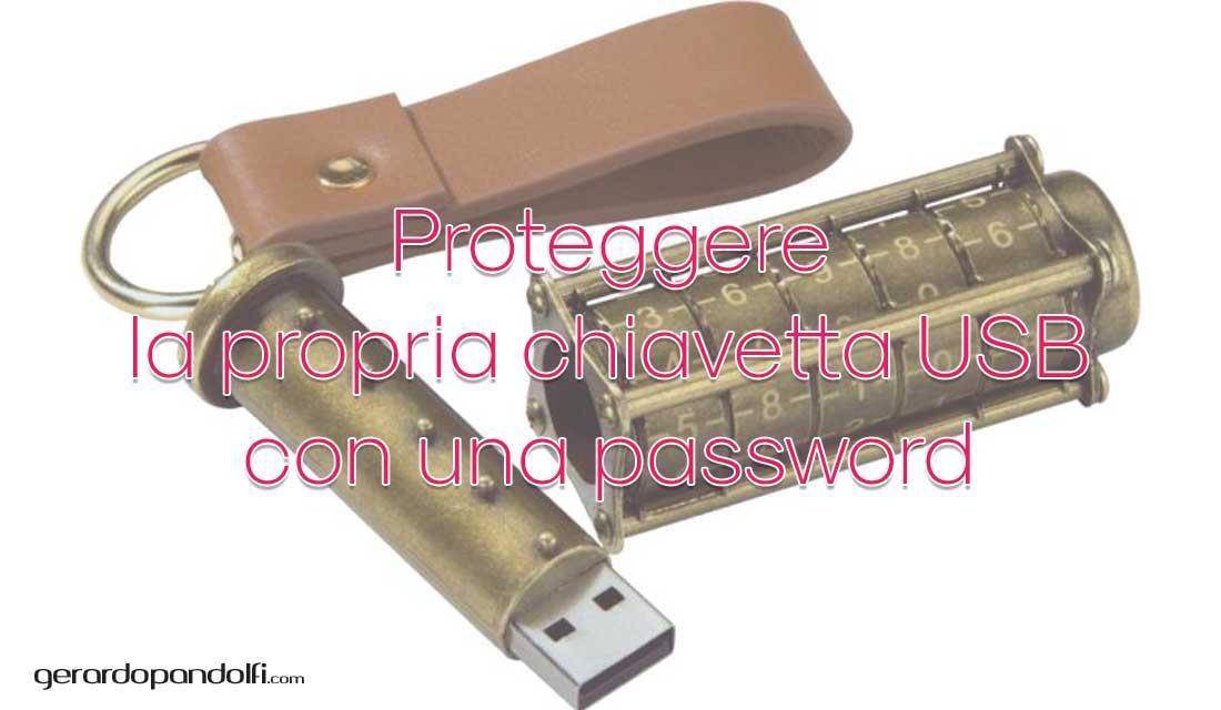 proteggere_chiavetta_usb