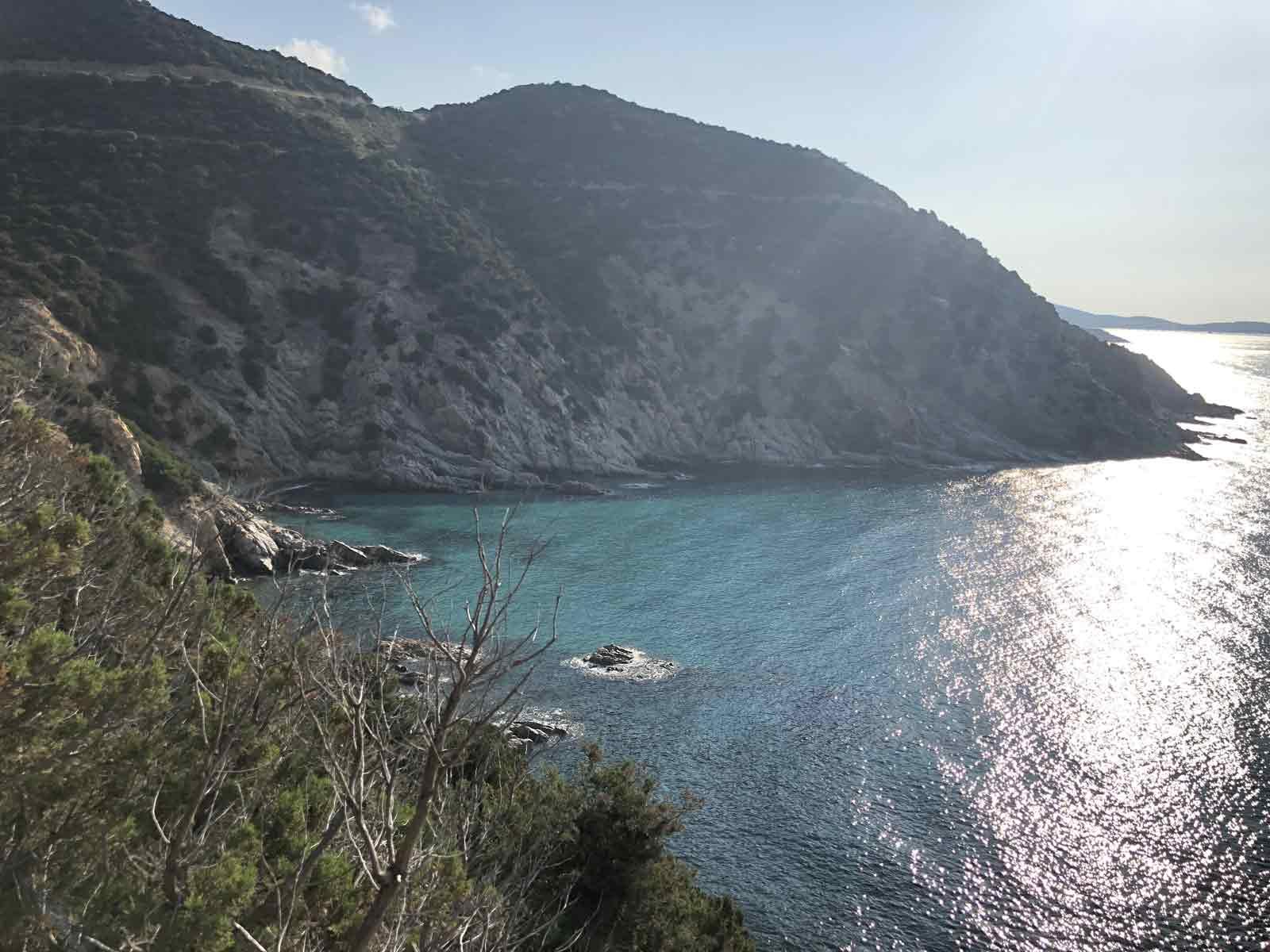 Immersi tra mare e verde negli scenari della Costa Rei in Sardegna • Gerardo Pandolfi