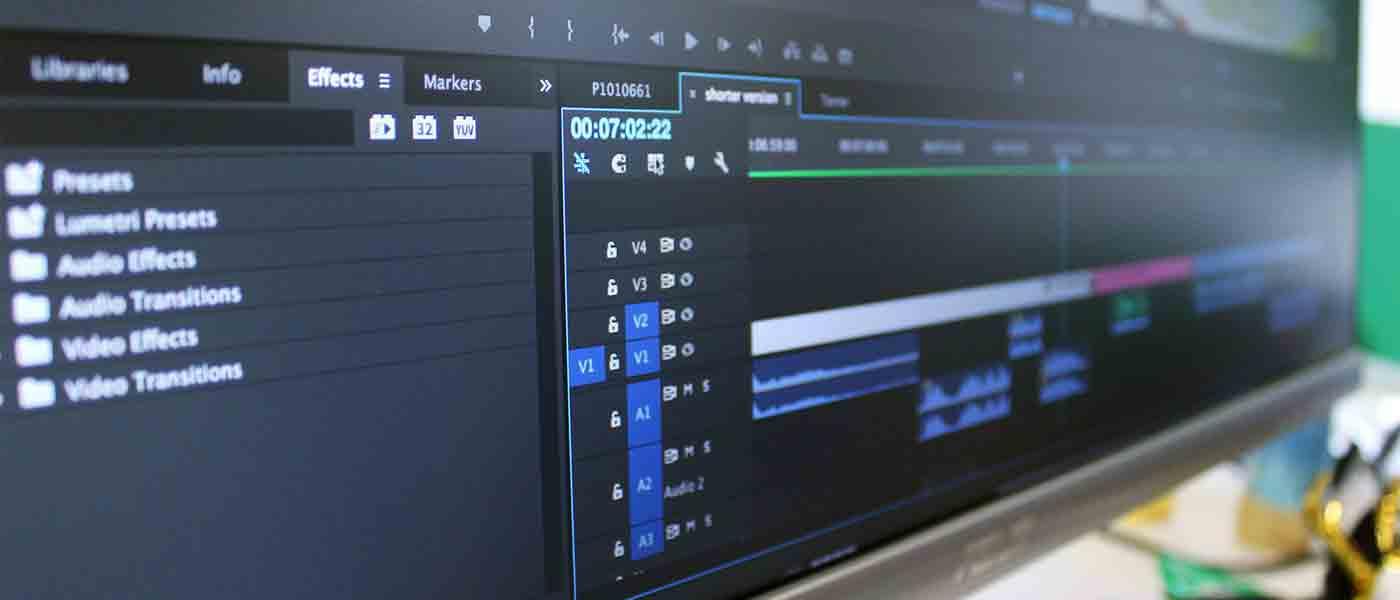 I migliori programmi di Video Editing • Gerardo Pandolfi