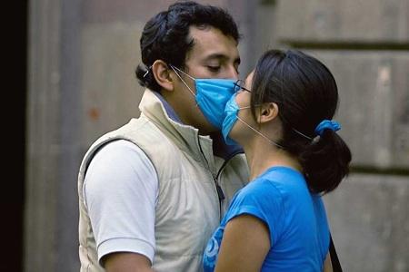 le bisou H1N1
