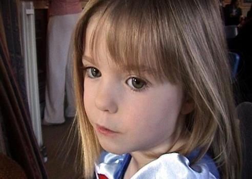 Maddie a 4ans en 2007
