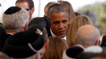 obama-enterrement-shimon-peres