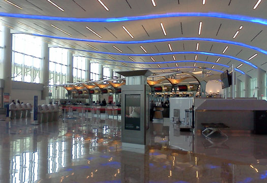 Maynard H. Jackson Jr. International Terminal