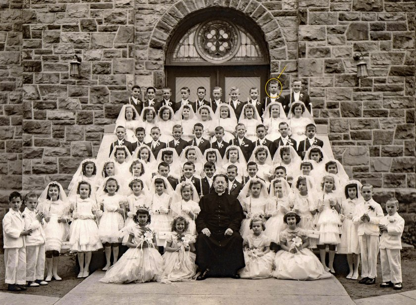 St. Mary's Communion Class