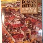 Roman Britain Outpost of the Empire Front Cover