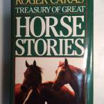 Roger Caras' Treasury of Great Horse Stories Front Cover