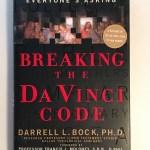 Breaking the Da Vinci Code Front Cover