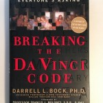 Breaking the Da Vinci Code Front Cover
