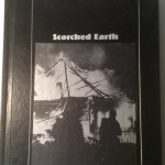 Scorched Earth (The Third Reich) Front Cover
