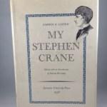My Stephen Crane
