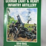 German Light and Heavy Infantry Artillery 1914-1945 (Schiffer Military History)